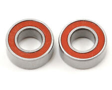 Schumacher Racing U3075 4x8x3mm Red Seal Ball Bearing Set (2)