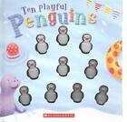 Ten Playful Penguins von Emily Ford (2015, Gebundene Ausgabe)