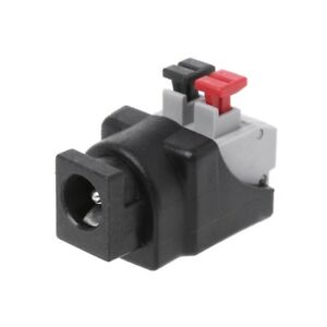 DC-Female-5-5x2-1mm-Jack-Connector-Plug-Adapter-Push-Type-Quick-Power-Connector