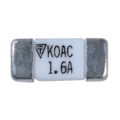 10X Fuse KOAC CCF1NTE 1.6A for Roland SP-300 SP-300V SP-540V Main board-22555109