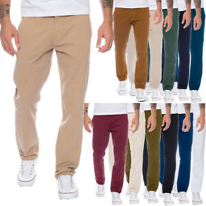 Rock-Creek-Herren-Designer-Chino-Hose-Regular-Slim-Chinohose-W29-W40-NEU-RC-390