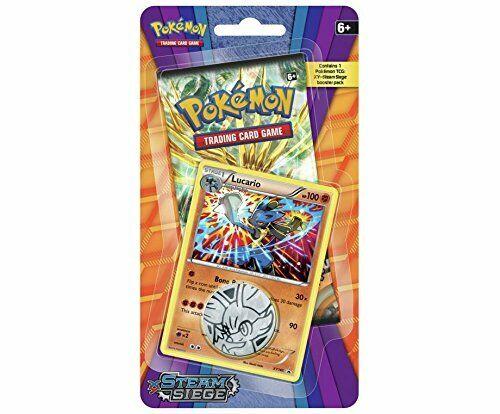 "Pokemon /""XY #12 Evolutions Checklane Blister Pack"