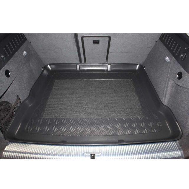 Boden hoch Kofferraumwanne Antirutsch für Audi Q3 2011