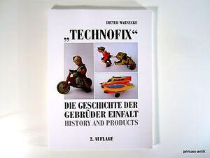 Technofix-Buch-Die-Geschichte-der-Gebrueder-Einfalt-NEU-2-Auflage-Dieter-Warnecke