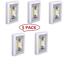 5-PACK-Cordless-COB-LED-Wall-Switch-Wireless-Closet-Night-Light-Battery-Operated
