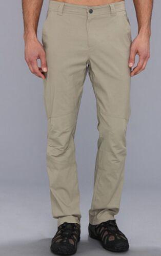 Mens COLUMBIA Jasper Butte Pants Color Tusk NWT Retail $70.00