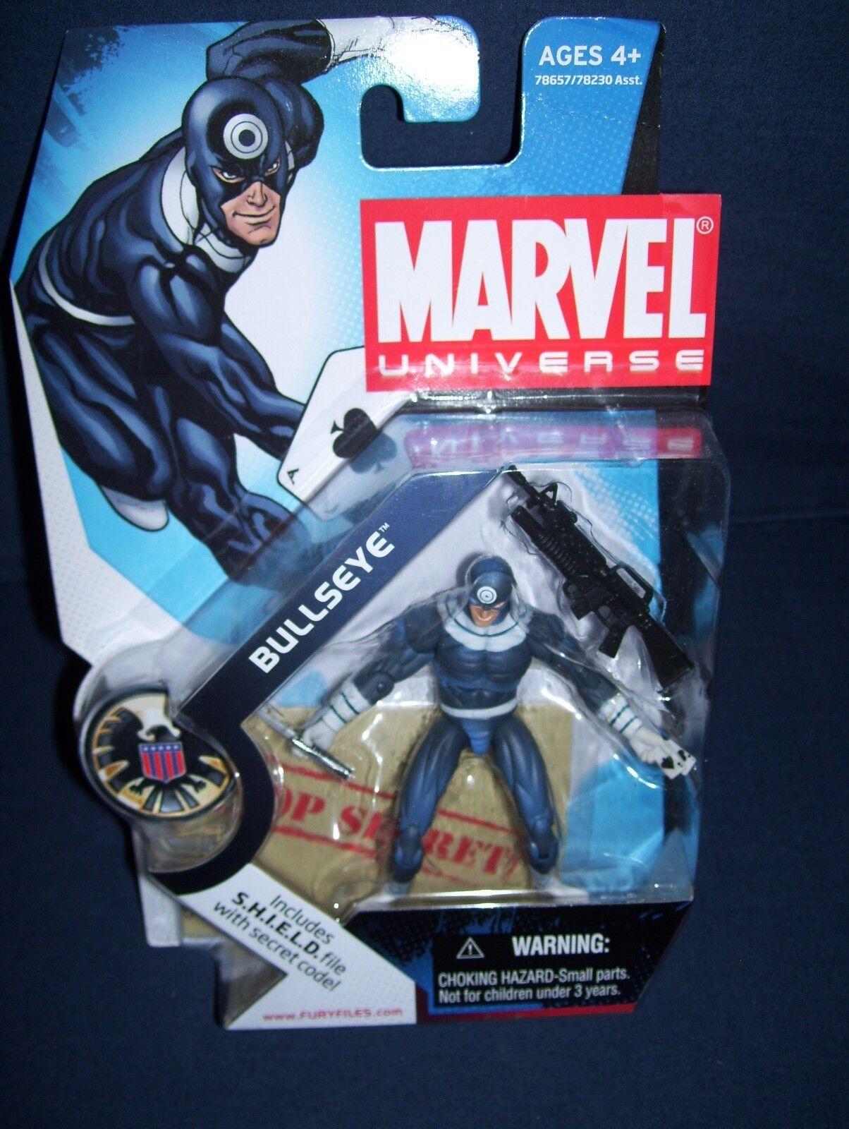 Marvel - universum bully variante 3 3   4 - action - figur   10 reihe 1 hasbro nib