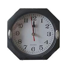 Piccolo orologio da parete 6in-ideale per viaggiare, ecc.