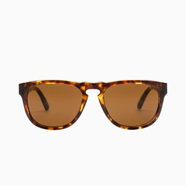 534a371a41 Electric Visual Leadfoot Gloss Tortoise   OHM Polarized Bronze Sunglasses