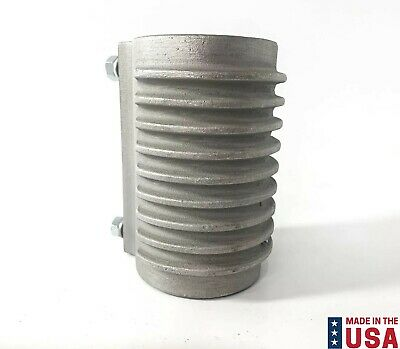1940/'s Beehive Style Shift Knob Show Quality Polished Aluminum w// Adapter