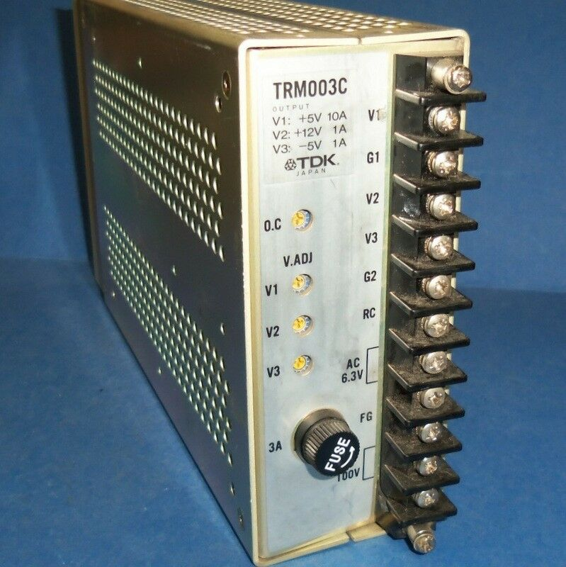 TDK  Switching Power Supply TRM003C  TDK PZB  aeaf5a