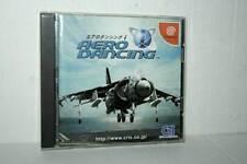 AERO DANCING i GIOCO USATO BUONO STATO DREAMCAST EDIZIONE JAPAN NTSC/J CC4 42168