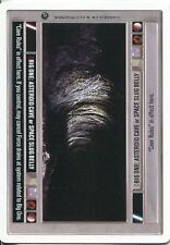 Star Wars CCG Dagobah Unlimited WB Big One: Asteroid Cave/Space Slug Belly [DS]