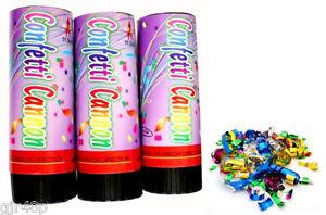 Confeti-Cannon-Giro-Rotatorio-Seguro-Fuegos-Metalico-Confeti-Fiesta-Boda-Broche