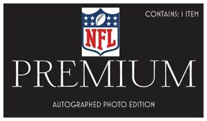 NFL-Premium-Memorabilia-Collection-1-AUTOGRAPHED-Photo-per-box-FOOTBALL-COA