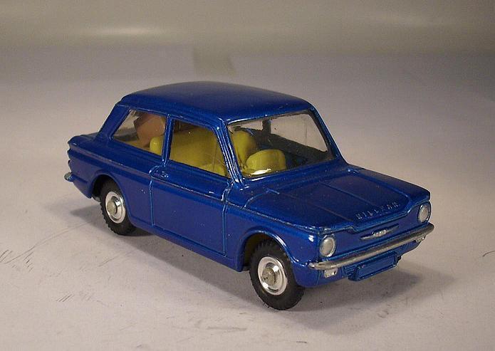 CORGI toys 251 Hillman Imp bleumetallic  071
