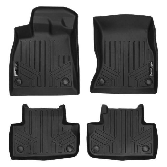 Maxliner 2018-2019 Fits Audi Q5 SQ5 Floor Mats 2 Row Set