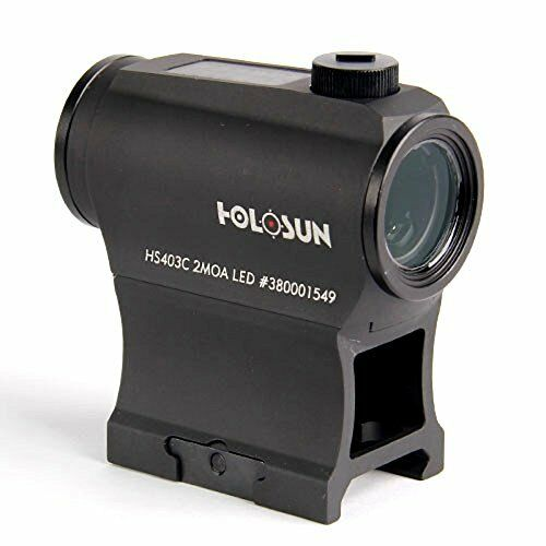 Holosun Red dot Sight HS403C with Punktabsehen