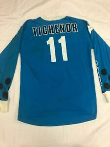 VINTAGE-Ron-Tichenor-11-Supercross-Motocross-Jersey-Thom-Veety-Collection-AHRMA