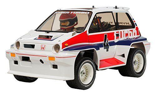 New Tamiya 58611-000 RC Car Honda City Turbo WR-02C Chassis From Japan