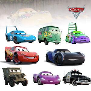 Pixar-Cars-3-2-1-Diecast-Jackson-Storm-McQueen-Truck-Metal-Car-1-55-Lots