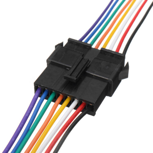 . 10 Sets Jst 2.5mm SM 8-Pin Male  Female Connector Plug With Wire Cable