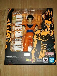 >**f Sh Figuarts(shf) Dragonball Ultimate Son Gohan Event Exclusive Sdcc 2019
