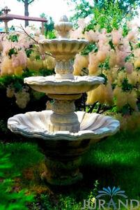 springbrunnen font ne fontaine brunnen wasserspiel r mische garten deko neu 1039 ebay. Black Bedroom Furniture Sets. Home Design Ideas