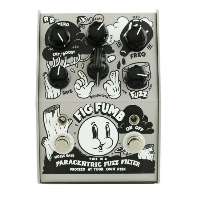 stone deaf fig fumb v2 big muff fuzz pedal for sale online ebay. Black Bedroom Furniture Sets. Home Design Ideas