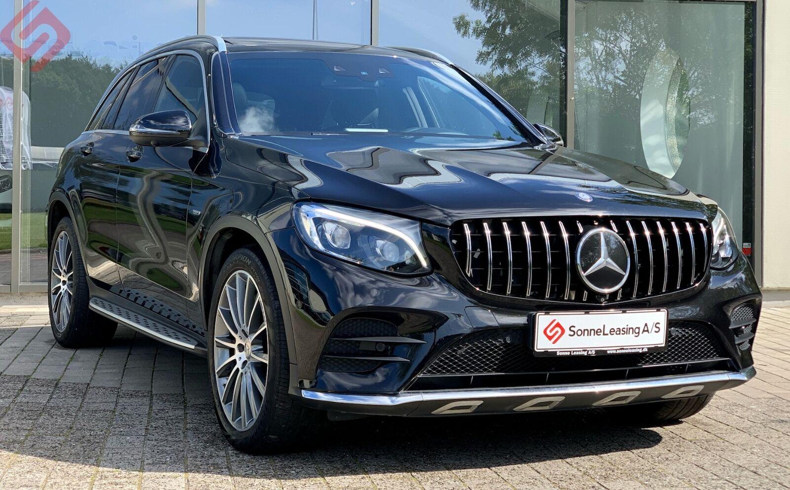 Mercedes GLC220 d 2,2 AMG Line aut. 4-M 5d - 3.116 kr.