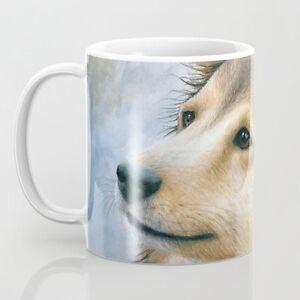 Coffee-Mug-Cup-11oz-or-15oz-Made-in-USA-Dog-122-Sheltie-Collie-art-L-Dumas