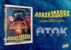Abrakadabra-BLURAY-Onetti-Otok-Video-Home-Movies-Nuovo
