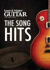 Learn and Master Guitar - the Song Hits by Steve Krenz (2012, CD / Paperback)