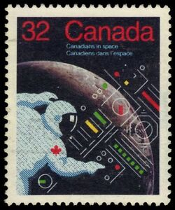 CANADA-1046-Canadians-in-Space-034-Astronaut-034-pf72143