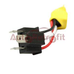 9003 H4 HB2 HID Bi-Xenon Kits Canbus Error Resistor, H4 Warning Canceller Module