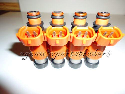 880887T 1 4 pcs Fuel Injectors For Mercury 115 EFI 4 Stroke 01-06 02 03 04