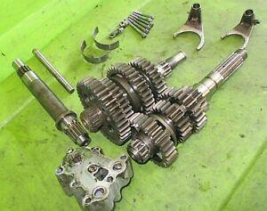 1993-Kawasaki-Vulcan-88-vn-1500-vn1500-engine-motor-Transmission-Trans-fork-gear