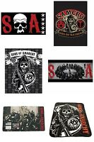 Soa Sons Of Anarchy Various Sherpa Blanket Towel Floor Matt Official Lisenced