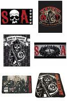Soa Sons Of Anarchy Various Sherpa Blanket Towel Floor Matt Official Lisenced