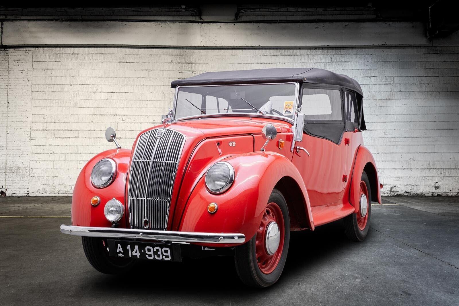 Morris Eight 0,9 Cabriolet 2d