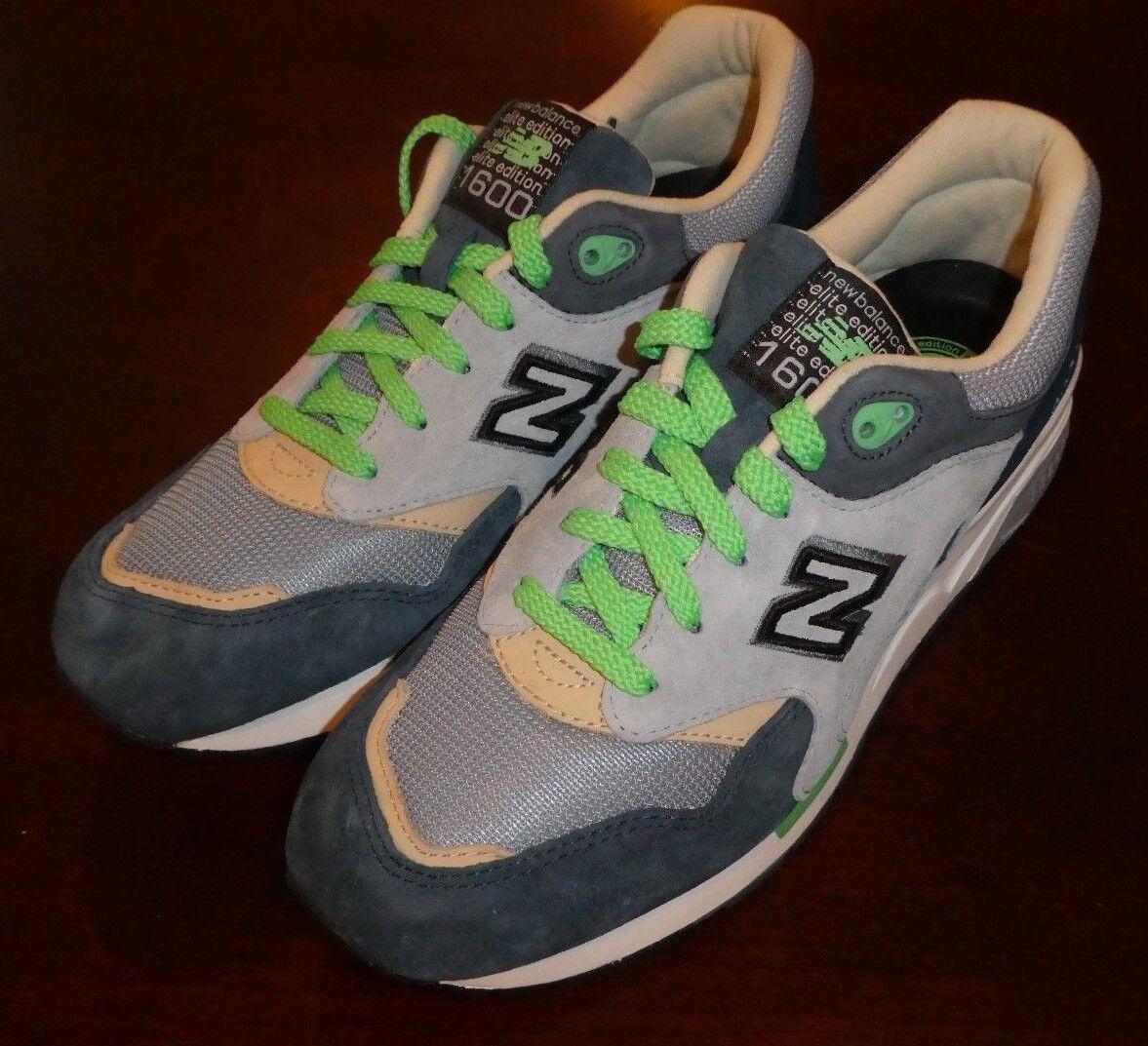 Nuovo equilibrio degli uomini cm1600bv 9.5 scarpe blu 1600 dimensioni 9.5 cm1600bv 1ce3fd