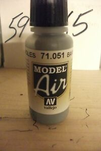 Red Airbrush Paint Val102 Av Vallejo Model Air rlm 23