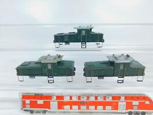Bz379-0,5 #3x Märklin H0 Boîtier E 63 02 Pour Ce 800 (3001)