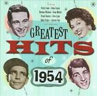 Greatest Hits of 1954 by Various Artists (CD, 2 Discs, Great Voices of the Century)
