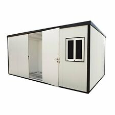 Flat Top Insulated Buildings 16 Ft W X 10 Ft D