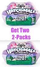 Set of 2 Hatchimals Colleggtibles Season 4 Hatch Bright Unikeets Mystery