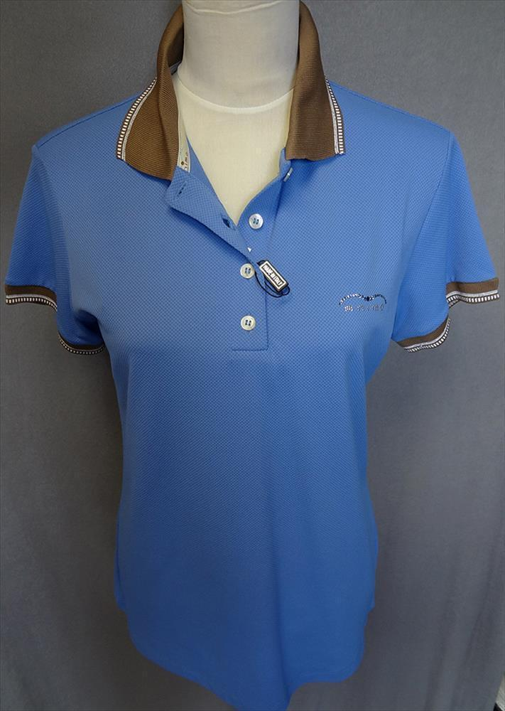 Animo Ladies Polo Shirt Biarritz Swar