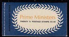Australia 1972 Prime Ministers Ed. V 71/3 ($1.40) - B139Bd