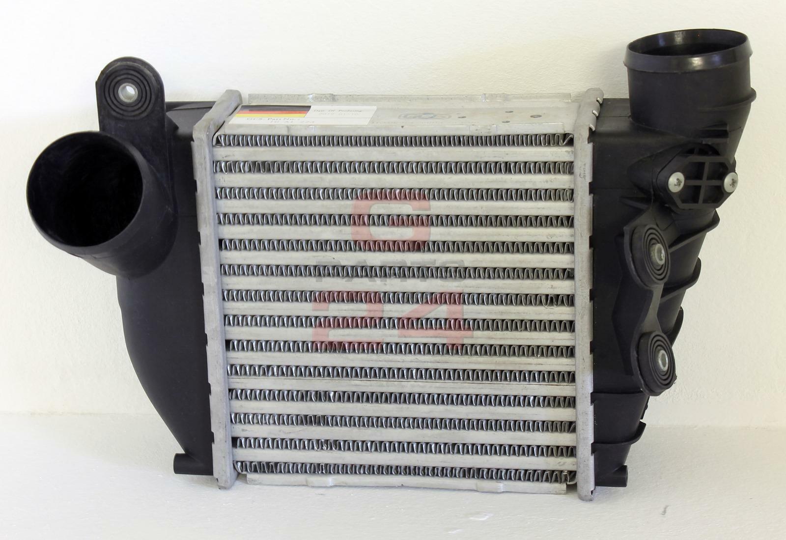 Audi TT 8N S3 8L Quattro 224PS 1.8T Ladeluftkühler Set komplett LLK Satz Re Li