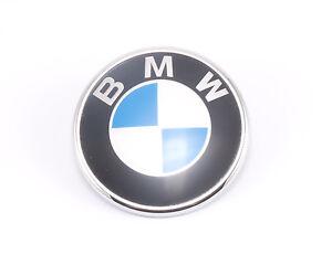 bmw e46 m3 convertible oem trunk badge emblem 2000 2006 ebay. Black Bedroom Furniture Sets. Home Design Ideas
